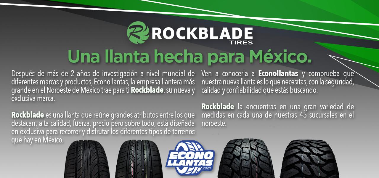 Slider Rockblade